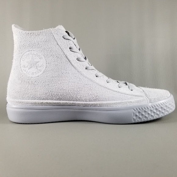 0d06af5667c9 Converse CTAS Modern Hi Men s Suede Sneakers Grey